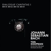 Bach: Dialogue Cantatas I Songs