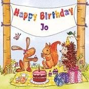 Happy Birthday Jo Songs