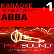 Take A Chance On Me (Karaoke Lead Vocal Demo)[In The Style Of Abba] Song