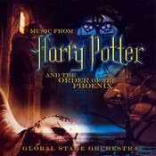 Music From Harry Potter And The Order Of The Phoenix Songs