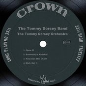 The Tommy Dorsey Band Songs
