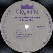 Just A Matter Of Time Songs