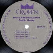 More Brass And Percussion Songs