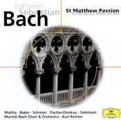 J.S. Bach: St. Matthew Passion, Choruses and Arias Songs