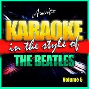 Karaoke - The Beatles Vol. 5 Songs