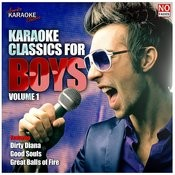 Karaoke Classics For Boys Vol. 1 Songs