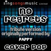No Regrets (Tribute Version) Songs