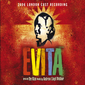 Evita (2006 Cast Recording) Songs