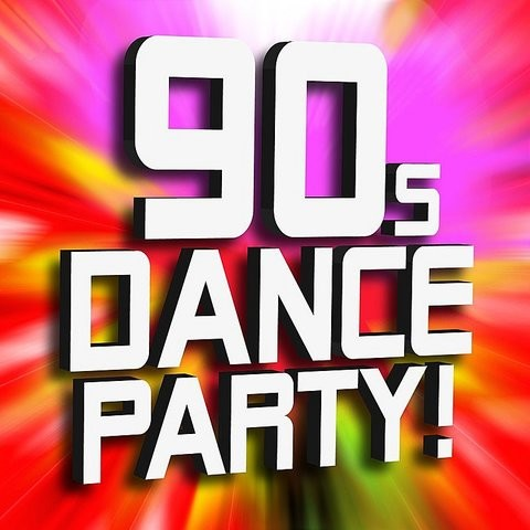 90s Dance Party! Songs Download: 90s Dance Party! MP3