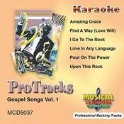 Karaoke - Gospel Songs Vol. 1 Songs
