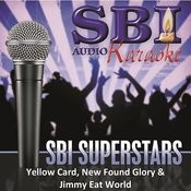 Sbi Karaoke Superstars - Yellow Card, New Found Glory & Jimmy Eat World Songs