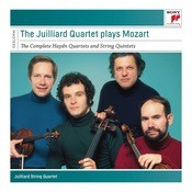 The Juilliard Quartet Plays Mozart  - The Complete