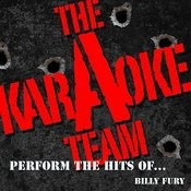 The Karaoke A Team Perform The Hits Of Billy Fury Songs