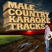 Male Country Karaoke Tracks Songs