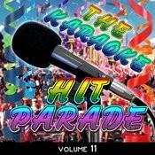 The Karaoke Hit Parade, Vol. 11 Songs