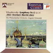 Tchaikovsky: Symphony No. 4, 1812 Overture & Marche slave Songs
