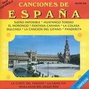 Canciones De España Songs