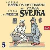 Hašek: Osudy Dobrého Vojáka Švejka V. Songs