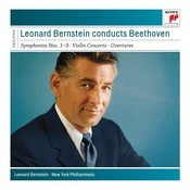 Leonard Bernstein - Beethoven Symphonies Nos. 1-9, Overtures, Violin Concerto - Sony Classical Masters Songs
