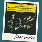 Brahms: Hungarian Dances Songs