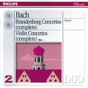 Bach, J.S.: Brandenburg Concertos/Violin Concertos (2 CDs) Songs