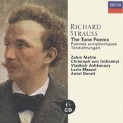 Strauss, Richard: The Tone Poems Songs