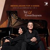 Mendelssohn-Bartholdy: Piano Works For 4 Hands Songs