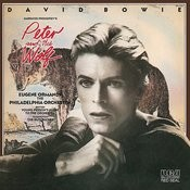 David Bowie Narrates Prokofiev's Peter And The Wolf & The Young Person's Guide To The Orchestra Songs