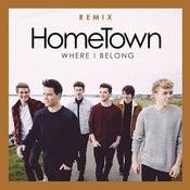 Where I Belong (Steve Smart Remix) Song