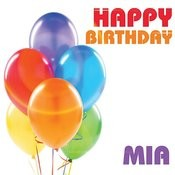 Happy Birthday Mia Songs