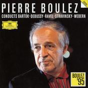 Pierre Boulez conducts Bartók / Debussy / Ravel / Stravinsky / Webern Songs