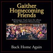 Back Home Again Performance Tracks Songs