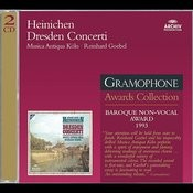 Johann David Heinichen: Dresden Concerti Songs