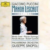 Puccini: Manon Lescaut - Highlights Songs