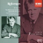 Bach: The Well-Tempered Clavier, Books 1 & 2 Songs