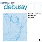 Debussy: Preludes for Piano, Books I & II Songs