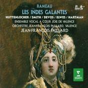 Rameau : Les Indes galantes Songs
