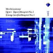 Mendelssohn : Octet, String Quartet No.1 & Spohr : Double Quartet No.1 Songs