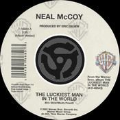 The Luckiest Man In The World / Medley: I'll Be Home For Christmas/Have Yourself A Merry Little Christmas [Digital 45] (with PDF) Songs