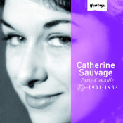 Heritage - Paris-Canaille - Philips (1951-1953) Songs