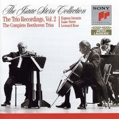 The Trio Recordings, Vol. 2 / The Complete Beethoven  Piano Trios Songs