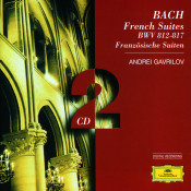Bach J S French Suites Songs