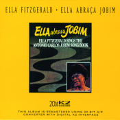 Ella Abraca Jobim The Antonio Carlos Jobim Songbook Songs
