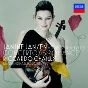 Mendelssohn Bruch Violin Concertos Songs