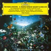 Mendelssohn A Midsummer Nights Dream Songs