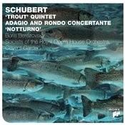 Schubert: Trout Quintet Songs