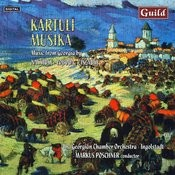 Kartuli Musika: Music From Georgia By Nassidse, Loboda & Zinzadse Songs