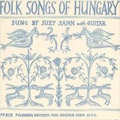 Folk Songs Of Hungary Songs