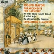 Joseph Haydn: Arrangements For Harmonie Songs