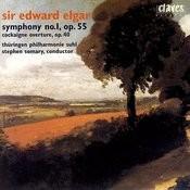 Sir Edward Elgar: Symphony No. 1, Op. 55 / Cockaigne Overture, Op. 40 Songs